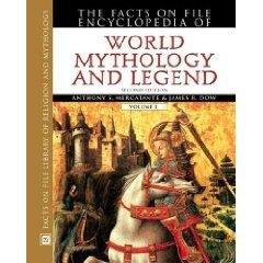 World Mythology and Legend (Facts On File Encyclopedia, Volume 1: A - L)