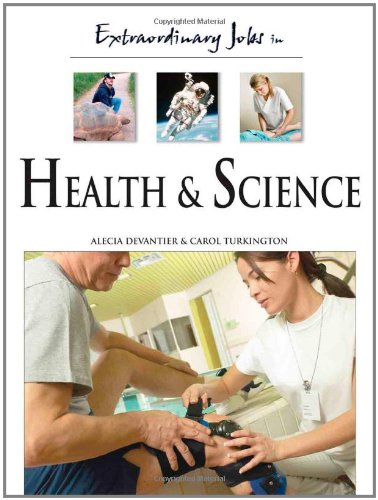 9780816058587: Extraordinary Jobs in Health and Science