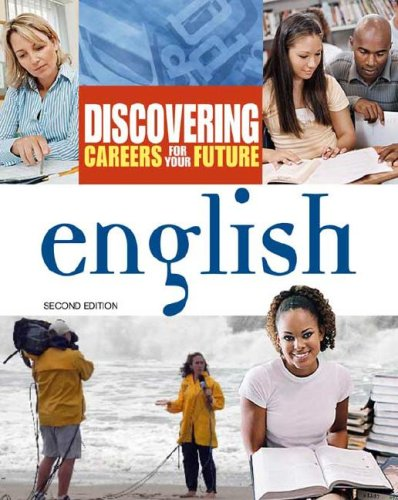 English (Discovering Careers for Your Future) (0816058725) by Inc Facts on File