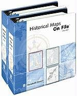 Historical Maps On File: Updated Edition, 2: Inc Facts on