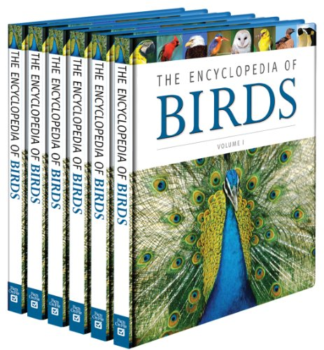 9780816059041: Encyclopedia of Birds (6-Volume Set)