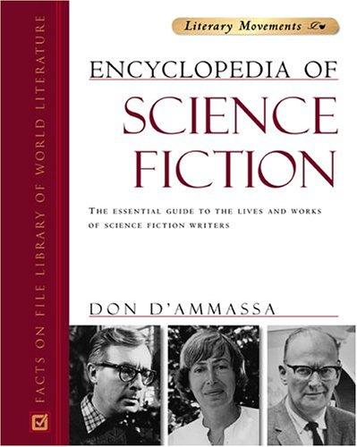 9780816059249: Encyclopedia of Science Fiction (Literary Movements)