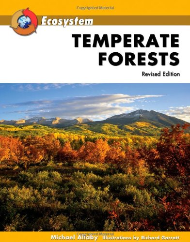 9780816059300: Temperate Forests (Ecosystems (Facts on File))