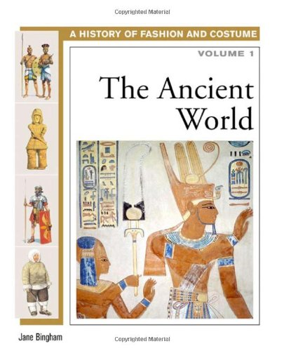 9780816059447: 1: The Ancient World (History of Costume and Fashion)