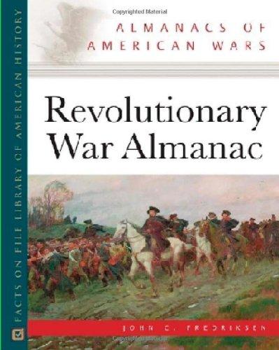 Revolutionary War Almanac (Hardback): John C. Fredriksen