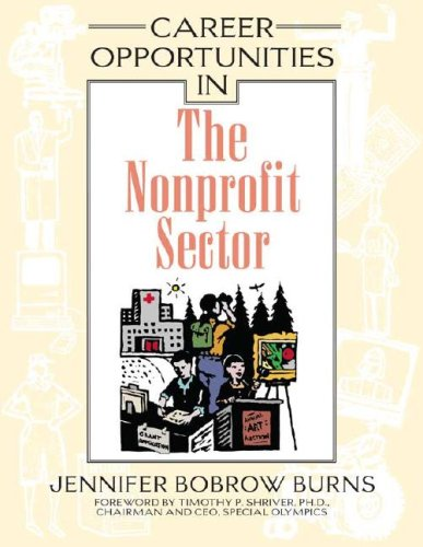 9780816060030: Career Opportunities in the Nonprofit Sector