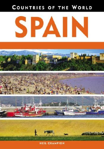 9780816060153: Spain (Countries of the World)
