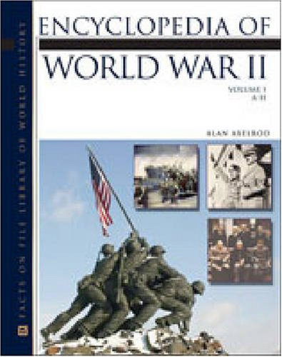 9780816060221: Encyclopedia of World War II (2 Vol Set) (Facts on File Library of World History)
