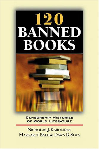 9780816060436: 120 Banned Books: Censorship Histories of World Literature