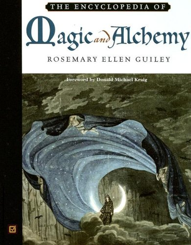 9780816060481: The Encyclopedia of Magic And Alchemy