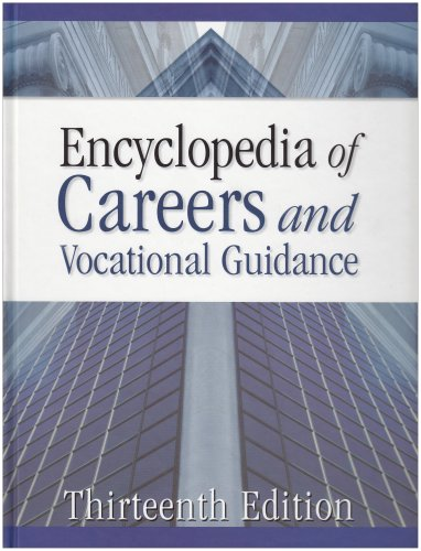 9780816060559: Encyclopedia of Careers and Vocational Guidance (5 Volume Set)