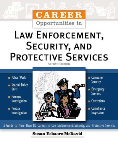 9780816060719: Career Opportunities In Law Enforcement, Security And Protective Services
