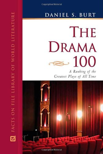 9780816060733: The Drama 100: A Ranking of the Greatest Plays of All Time (Facts on File World of Literature)