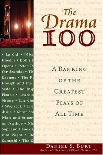 9780816060740: The Drama 100: A Ranking of the Greatest Plays of All Time (The Literature 100)