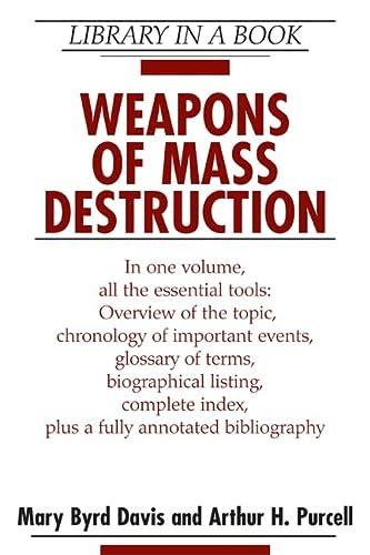 Weapons of Mass Destruction: Mary Byrd Davis