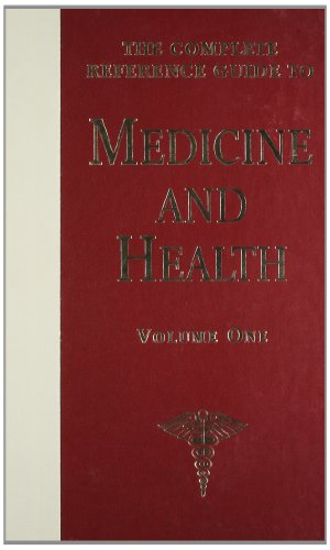 The Complete Reference Guide to Medicine and Health (Hardback)