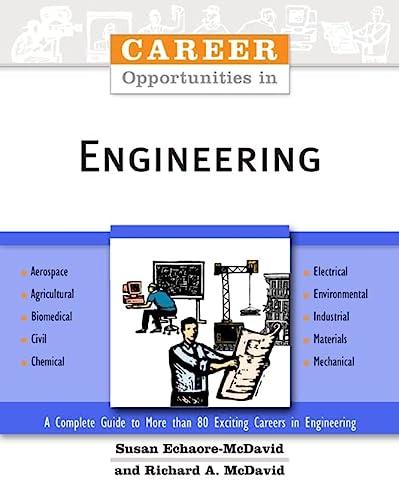 Career Opportunities in Engineering (Career Opportunities (Paperback))