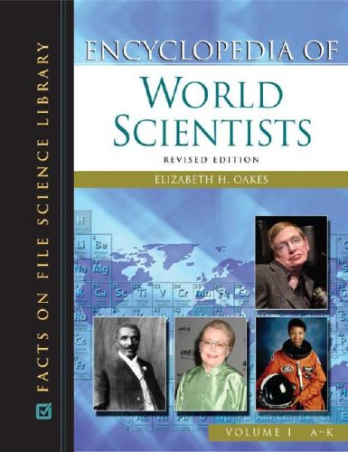 9780816061587: Encyclopedia of World Scientists 2v (Facts on File Science Library)