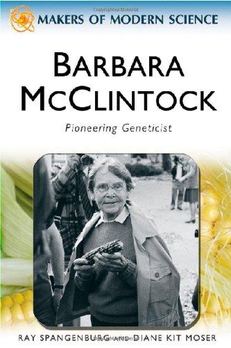 9780816061723: Barbara McClintock: Pioneering Geneticist (Makers of Modern Science)