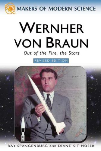 9780816061792: Wernher Von Braun: Rocket Visionary (Makers of Modern Science)
