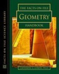 9780816062300: The Facts On File Geometry Handbook (Facts on File Science Library)
