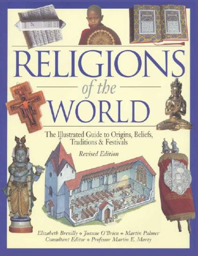 9780816062584: Religions Of The World: The Illustrated Guide To Origins, Beliefs, Traditions & Festivals