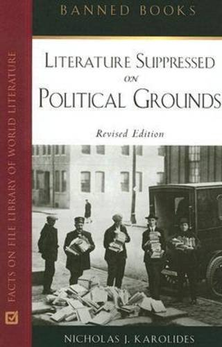 9780816062706: Literature Suppressed on Political Grounds (Banned Books)