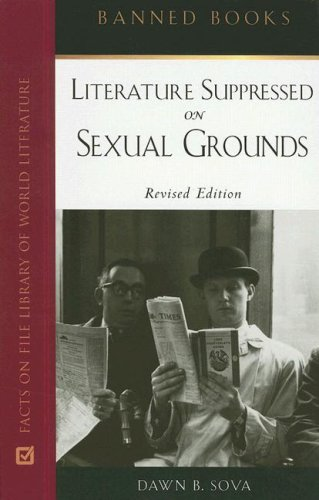 9780816062720: Literature Suppressed on Sexual Grounds (Banned Books)