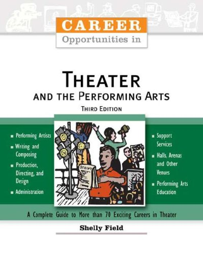9780816062898: Career Opportunities in Theater and the Performing Arts (Career Opportunities (Paperback))