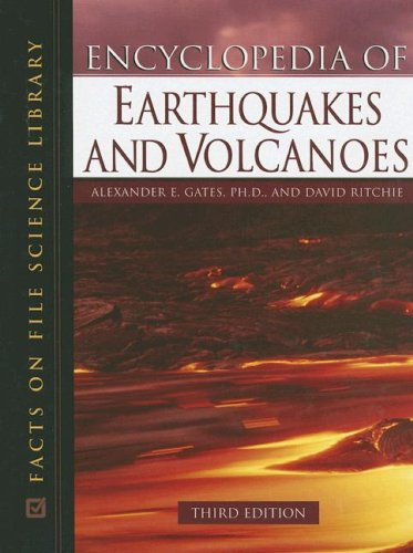 9780816063024: Encyclopedia of Earthquakes and Volcanoes (Facts on File Science Library)