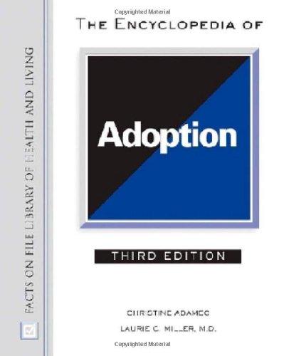 The Encyclopedia of Adoption: Adamec, Christine A;