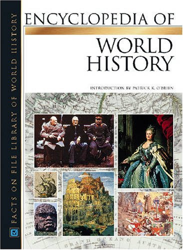 9780816063864: Encyclopedia of World History (7 Volumes Set) (Facts on File Library of World History)