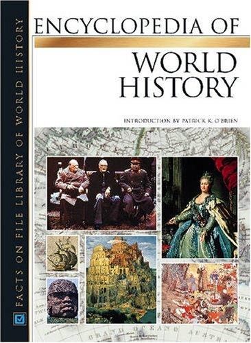 9780816063864: Encyclopedia of World History