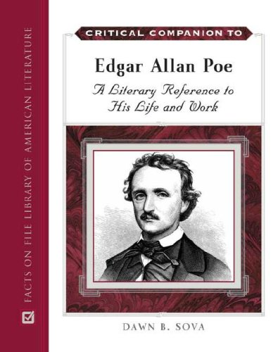 9780816064083: Critical Companion to Edgar Allan Poe: A Literary Reference to His Life and Work (Critical Companion (Hardcover))