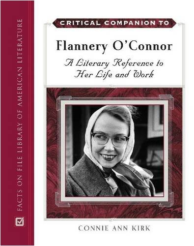 9780816064175: Critical Companion to Flannery O'Connor: A Literary Reference to Her Life and Work (Critical Companion (Hardcover))