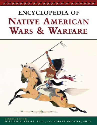 9780816064304: Encyclopedia Of Native American Wars And Warfare
