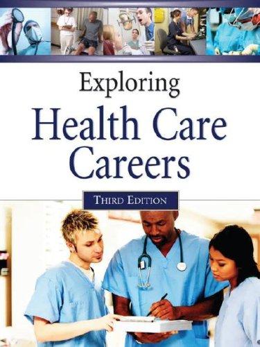 9780816064489: Exploring Health Care Careers, 2 Volume Set
