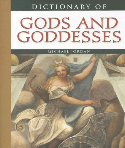 9780816064908: Dictionary of Gods And Goddesses