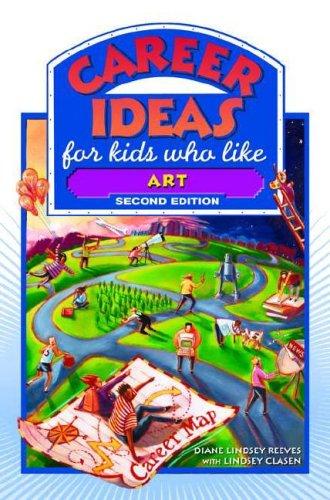 9780816065424: Career Ideas for Kids Who Like Art