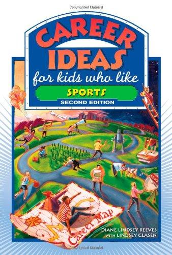 9780816065516: Career Ideas for Kids Who Like Sports