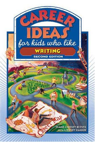 9780816065561: Career Ideas for Kids Who Like Writing