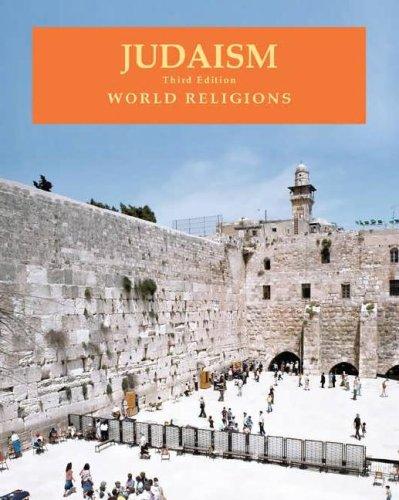 Judaism (World Religions): Morrison, Martha A.,