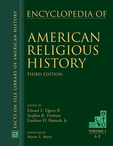 American Religious History (Hardback): Edward L. Queen