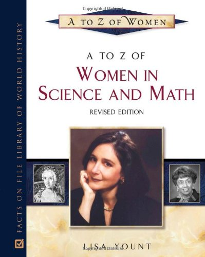 9780816066957: A to Z of Women in Science and Math
