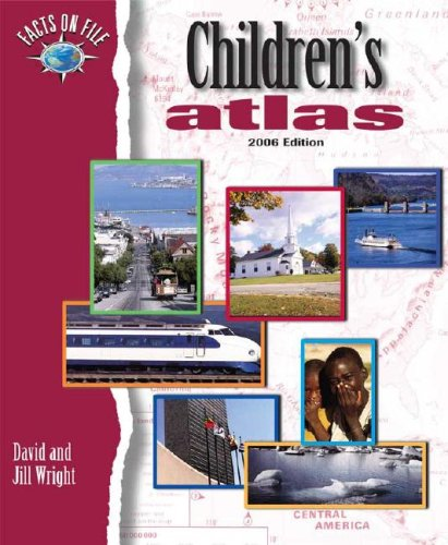 9780816067114: Facts on File Children's Atlas: 2006 Edition (Facts on File Atlas)