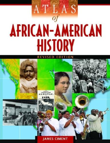 9780816067145: Atlas of African-American History (Facts on File Library of American History)