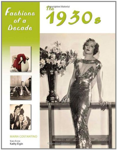 9780816067190: Fashions of a Decade: The 1930s