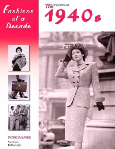 9780816067206: Fashions of a Decade: The 1940s