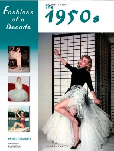 9780816067213: Fashions of a Decade: The 1950s