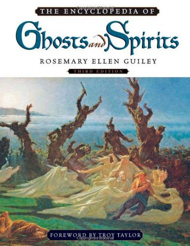 9780816067374: The Encyclopedia of Ghosts and Spirits